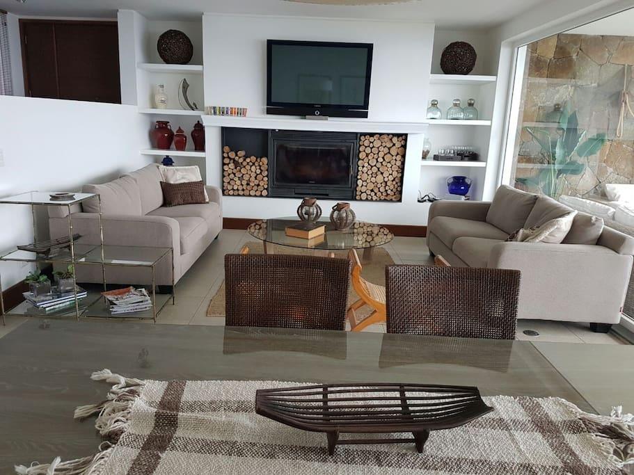 Living - Sala de estar