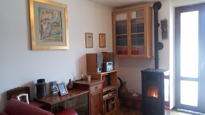 Affittasi appartamento con vista sulla Presolana