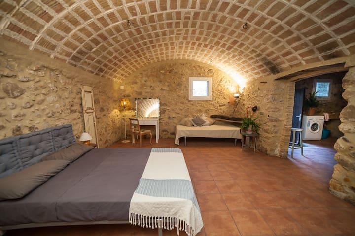 """Apartamento Rural """"El Establo"""" - Ventalló"""