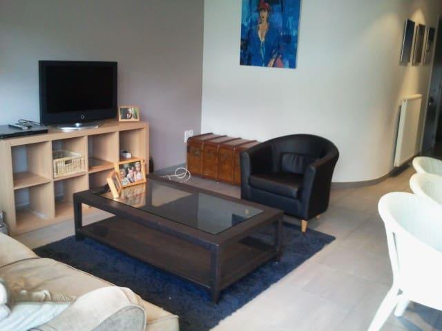Zonnig , modern appartement