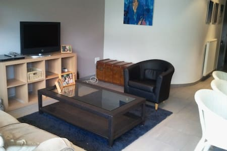 Zonnig , modern appartement - Knokke-Heist