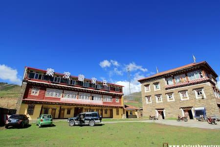 来索波,过一天本土藏民的生活 - Ganzi Zangzuzizhizhou