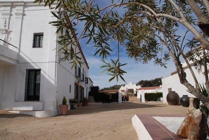 Casa Rural Hacienda El Noble - Cazalla de la Sierra - Maison