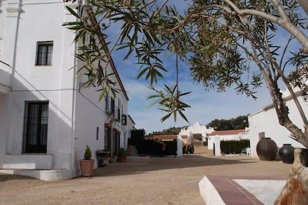 Casa Rural Hacienda El Noble - Cazalla de la Sierra - Haus