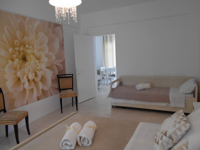 DAHLIA  APARTMENTS -Apartment for 3 Persons