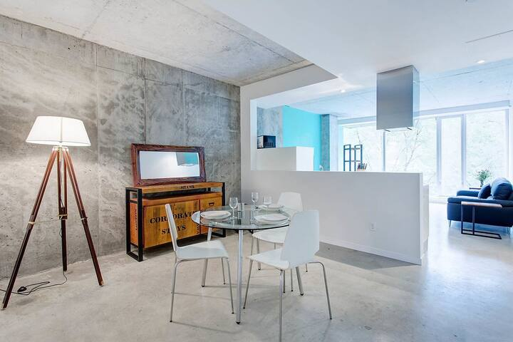 Montreal DOWNTOWN Studio Loft
