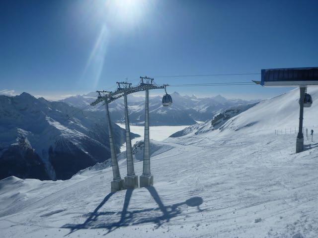 2 1/2 Zi. Parterrewohnung im Skigebiet - Wiler (Lötschen) - Apartment