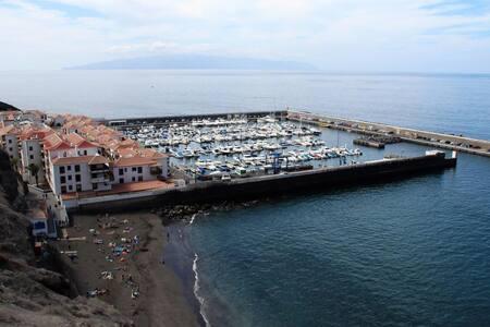 appartamento los Gigantes Tenerife