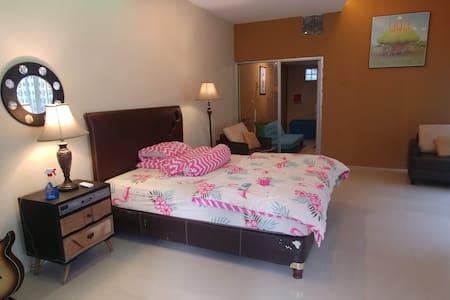 Rumah Nyaman tenang di dekat Bandara Adisucipto