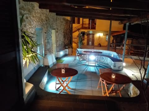 "Amalficoast vakantiewoning ""La Gioia"" Positano Room"