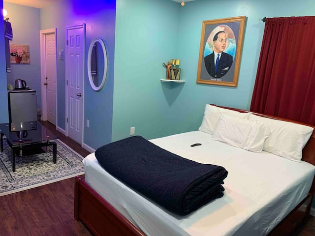 Private room near LGA with separate entrance