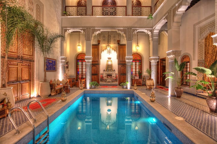 Riad El Amine Fès, Where Luxury Meets Tradition