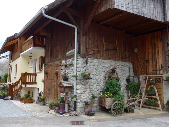 Entre Lac et Montagnes - Saint-Ferréol - House