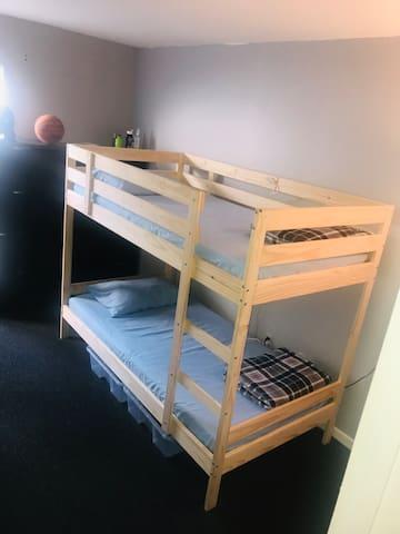 Bunk bed near the medical center - Bunk 11