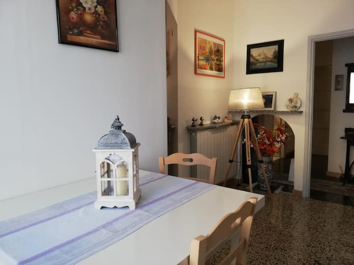 Cozy apartment near Malpensa