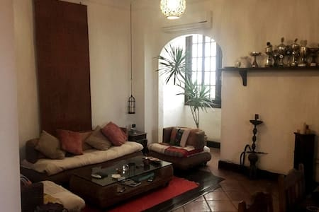 your home in zamalek near the river nile