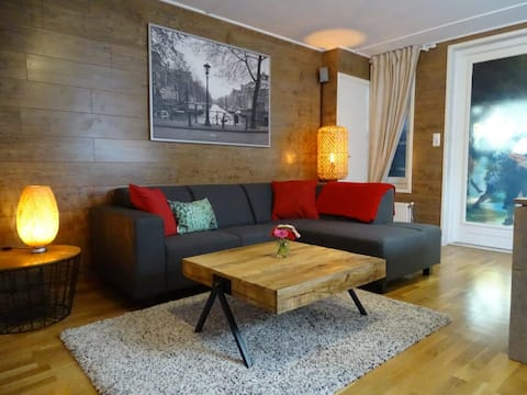 Fabulosa casa de huéspedes a 15 minutos de Ámsterdam.