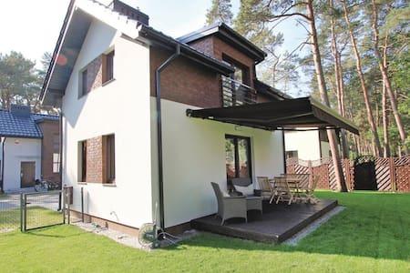 schönes Ferienhaus an der Ostsee - Pobierowo