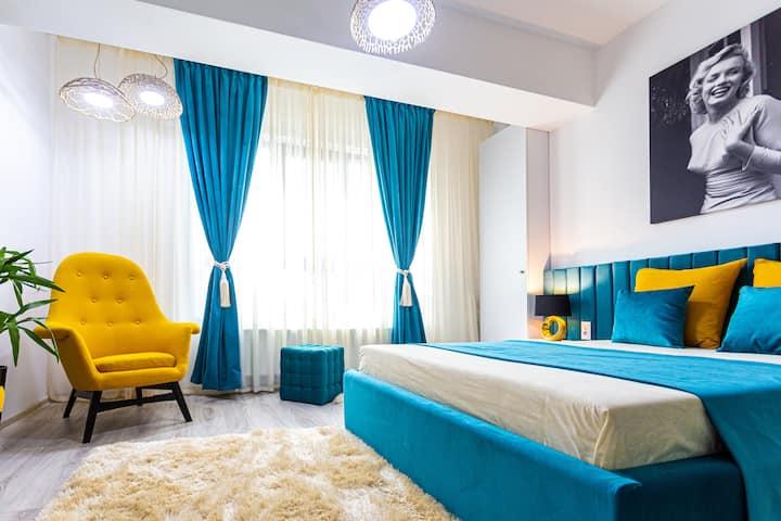 Unique Hotel Apartments Rond Vechi