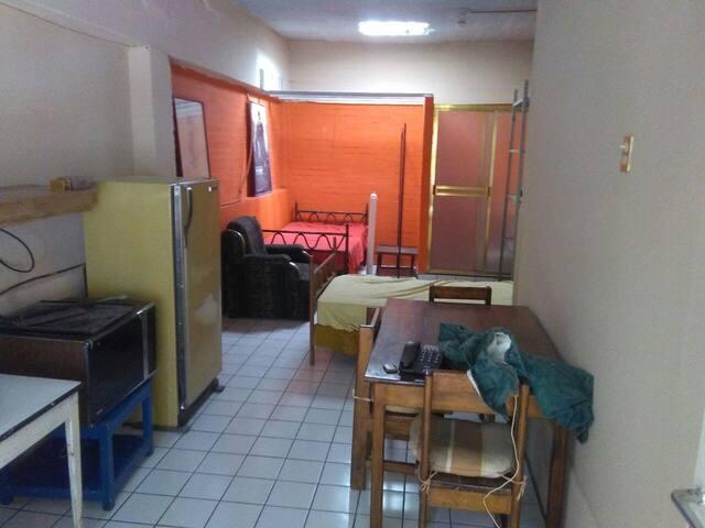 Departamentito céntrico  2 personas - Chihuahua - Apartment