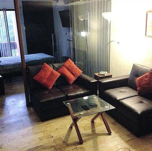 LOFT de 3 Rec/ cerca del MAR//LOFT of 3 Bedrooms
