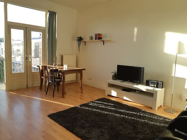 Superlocated 4 person apartment nearby Amsterdam