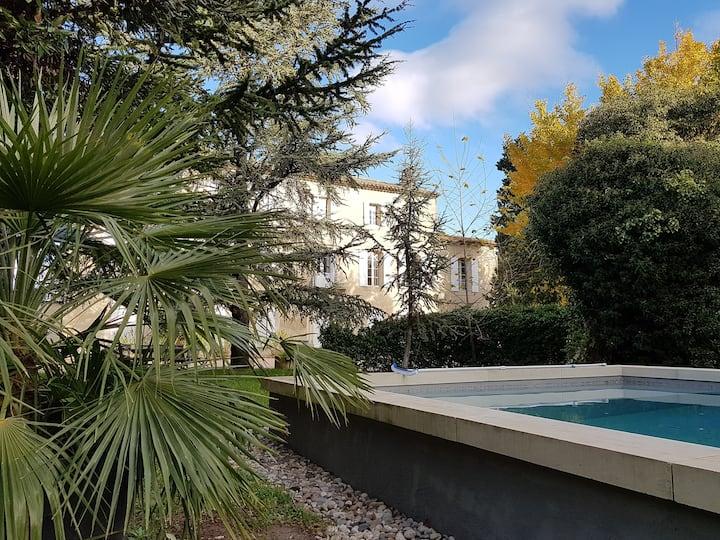 Chambre d'hôte dans Maison de Maître en Provence