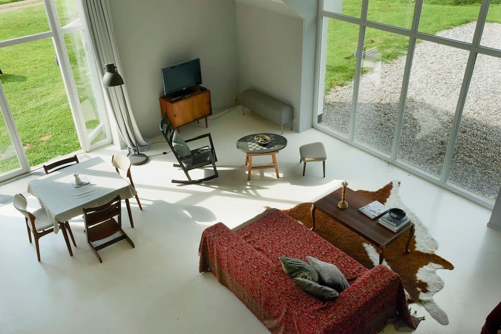 View from first floor