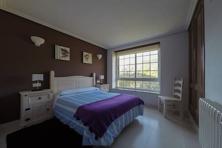 Olar de Rabacallos, double room with views