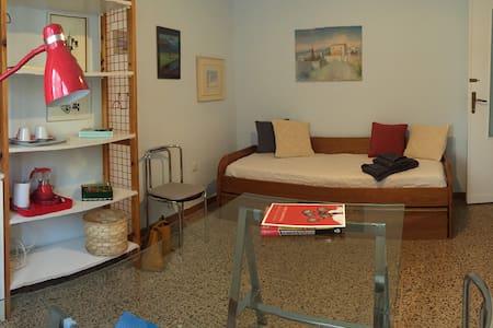 La Casa dell'Artista-camera con bagno privato - Maison