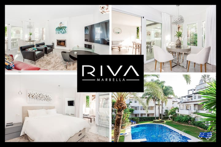 by RIVA - Stylish 2 Bedroom Luxury Apartment in Naranjos Puerto Banus