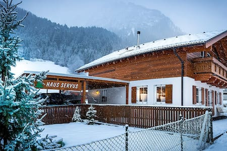Detached holiday home close to the ski slopes