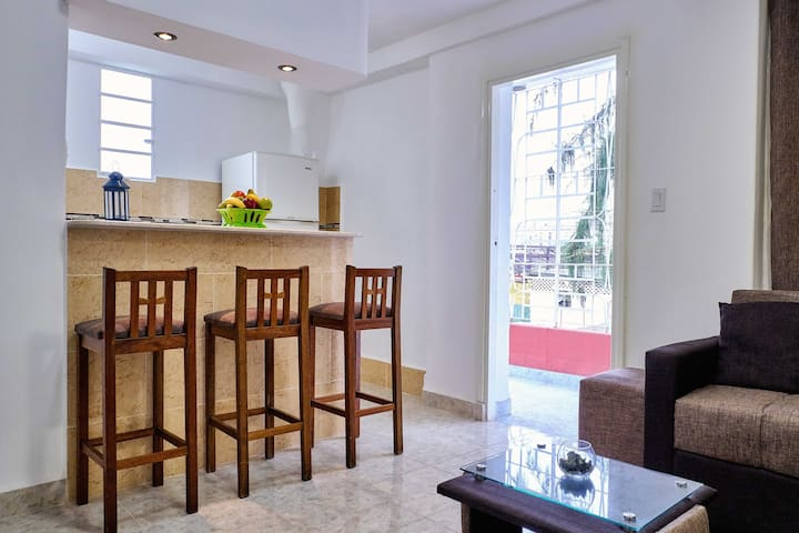 MODERN AND COZZY APARTMENT IN VEDADO