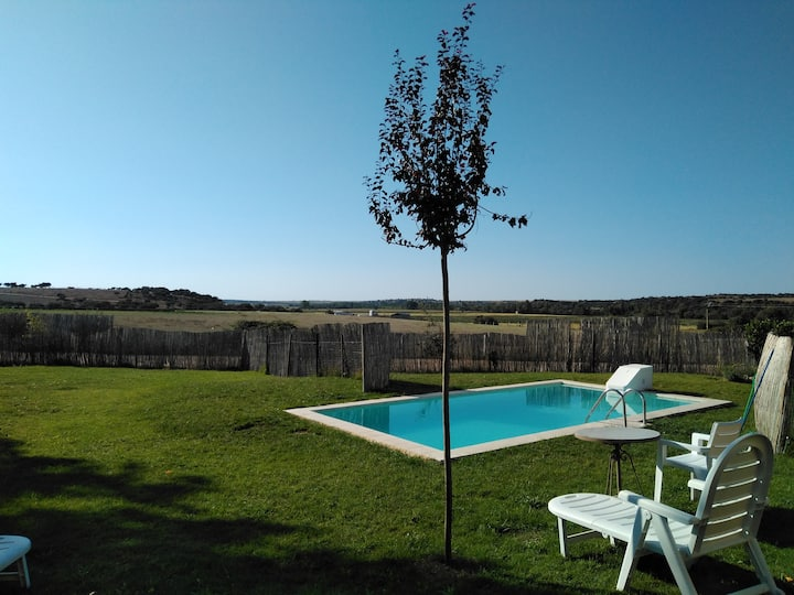 Casa Olmo, Charming country house in Salamanca