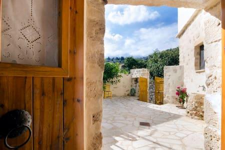 Vafes Crete - Christina's House - Vafes - Huis