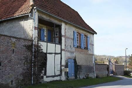 Gîte du Presbytère, 10 mn de la mer - Saint-Martin-le-Gaillard - Hus