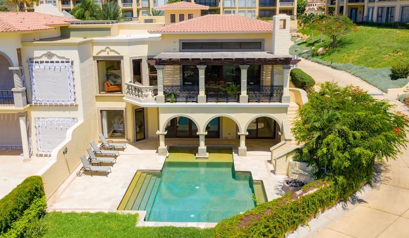 3BR -Luxury Ocean View Villa La Palma CABO DEL SOL
