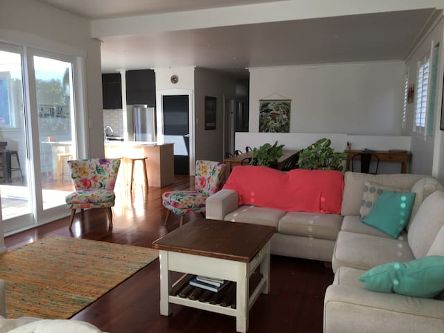 Lovely family home in vibrant Grey Lynn
