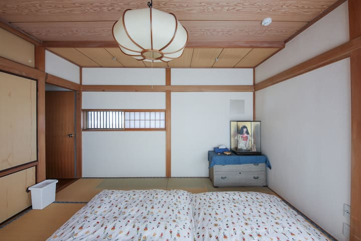 Bright room near the Ghibli museum - 武蔵野市 - 一軒家