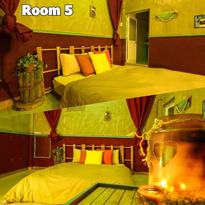 Coziness room (twin room)