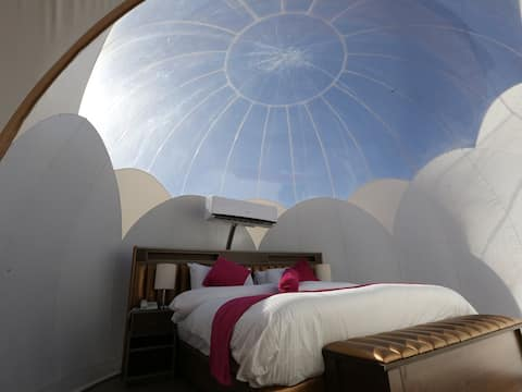 Bubble Suite King - Bubble Luxotel Wadi Rum