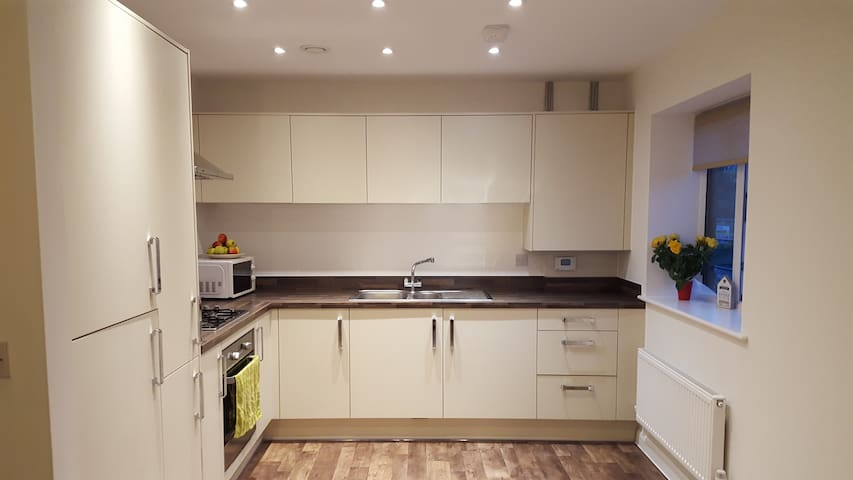 Double bedroom , new development ,close to station - Dartford - Apartamento