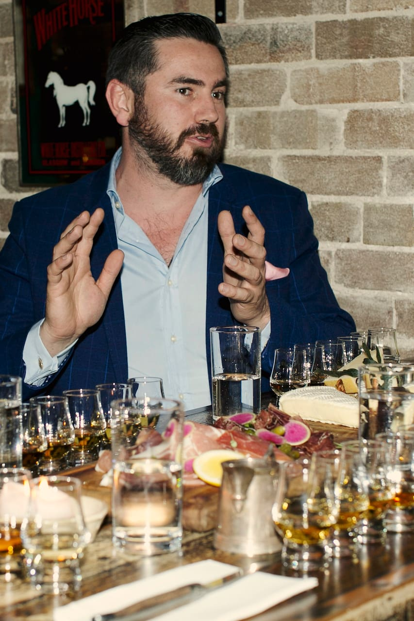Luxury Whisky Tasting