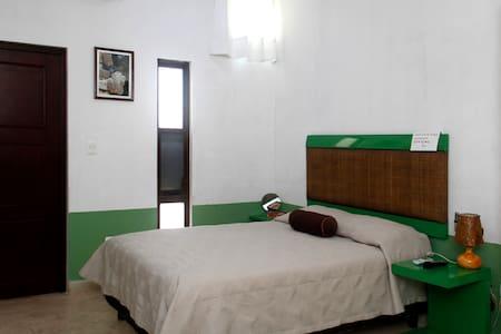 Habitación y sala privada en el corazón de Merida - Merida
