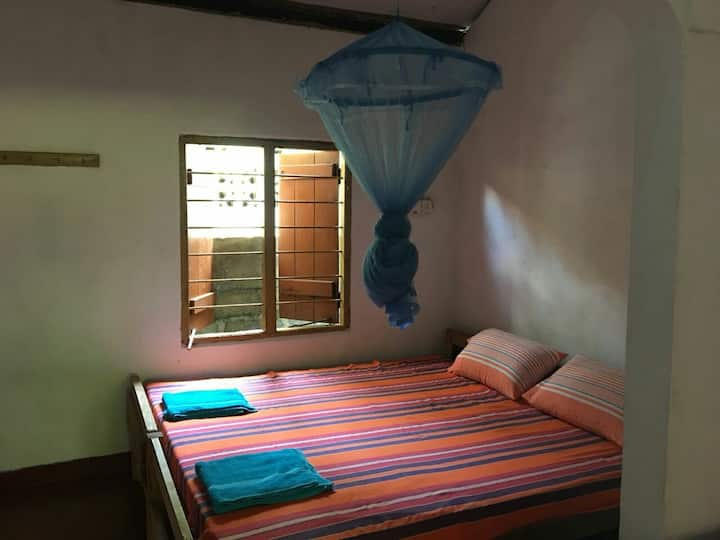 Gateway cabana - Bedroom with Private Bathroom