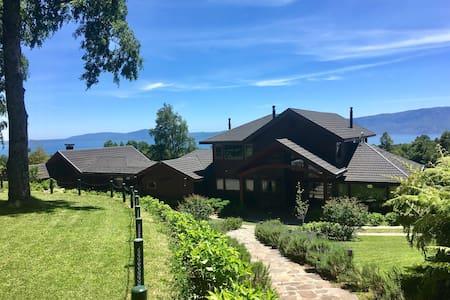 Casa Ruka Lauco con Piscina!