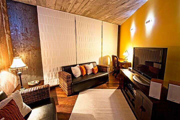 Preciosa Habitación en Agulo, bombón de La Gomera