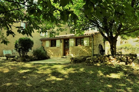 La Porcherie: Beautifully Converted Pigshed - Goujounac - Chalet