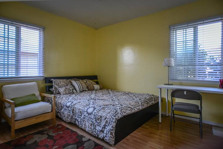 Private Room  - Amarillo - Long Beach - Talo