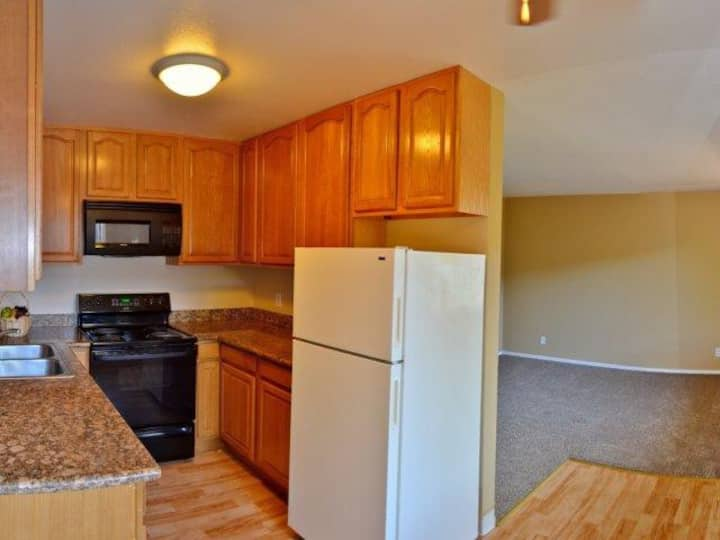 Stay as long as you want   1BR in Marina